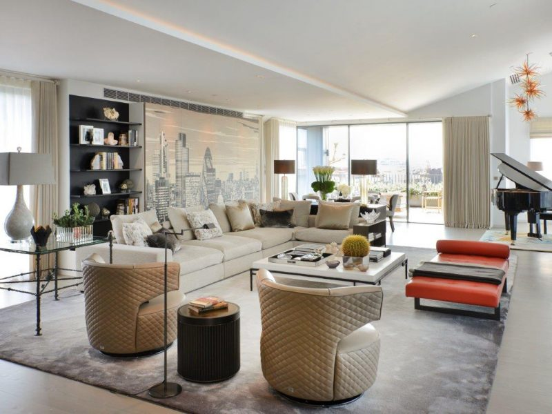 Joanna Wood Soho Penthouse 001